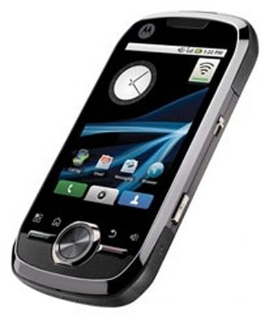 Motorola's rugged i1 coming to Sprint: July 25 for $150 on contract