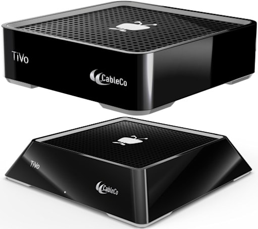 TiVo's Stream transcoding box and IP connected extender make their debut at Cable Show 2012