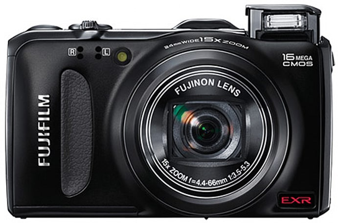 Fujifilm FinePix F600EXR packs photo navigation, augmented reality in a 16 MP digicam