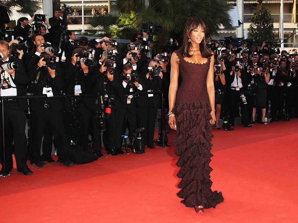 Naomi Campbell StyleList Guest Editor Tells All