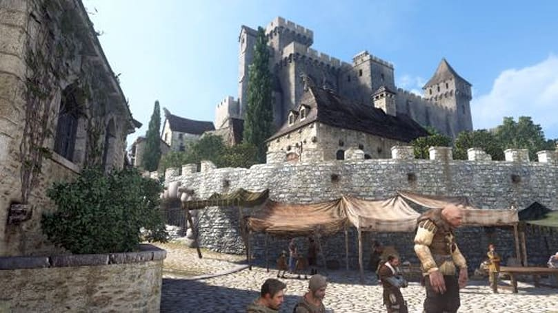 Black Desert shows off time transitions