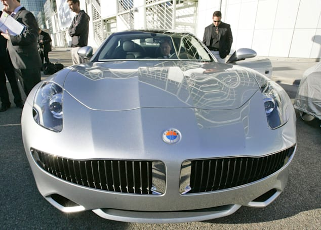 BMW's EV tech is being used to resurrect the Karma
