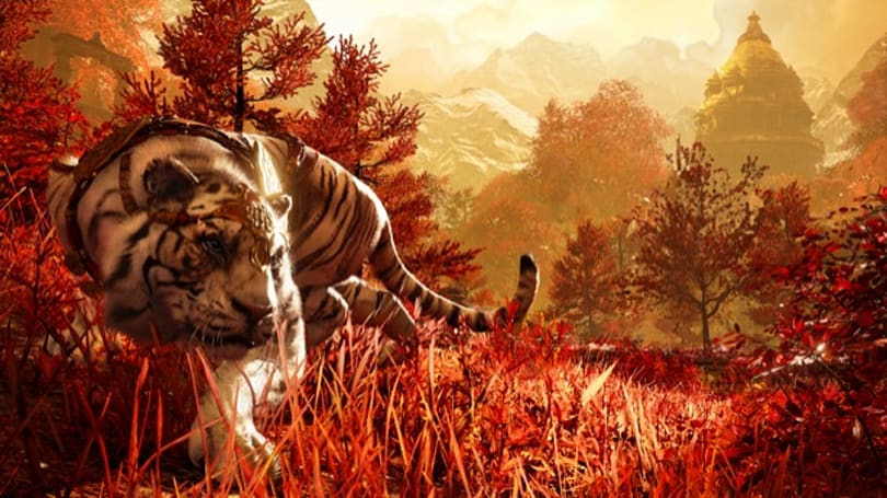 Far Cry 4: Crouching tiger, hidden Blood Dragon