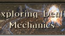 MMO Mechanics: Exploring death mechanics
