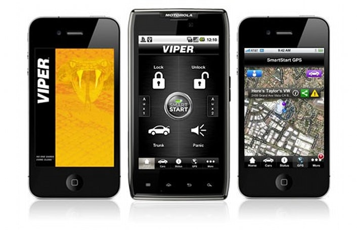 Viper outs SmartStart 3.0, knows where your car is and what it's up to