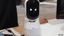 Otto is Samsung's cute personal assistant robot
