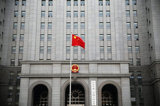 China now streams some court trials on the internet