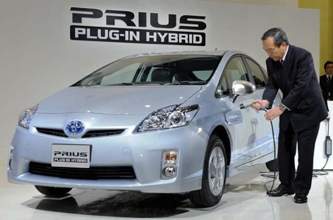 Toyota recalls 1.9 million Prius hybrids to fix flawed software