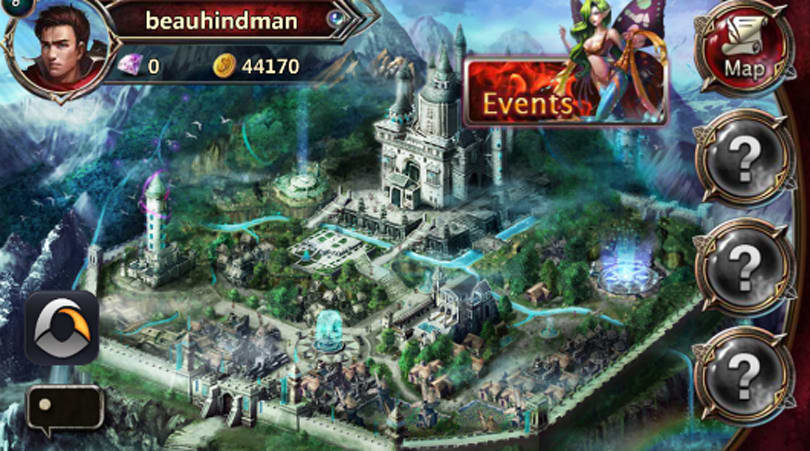 MMObility: Elemental Kingdoms is almost a unique game