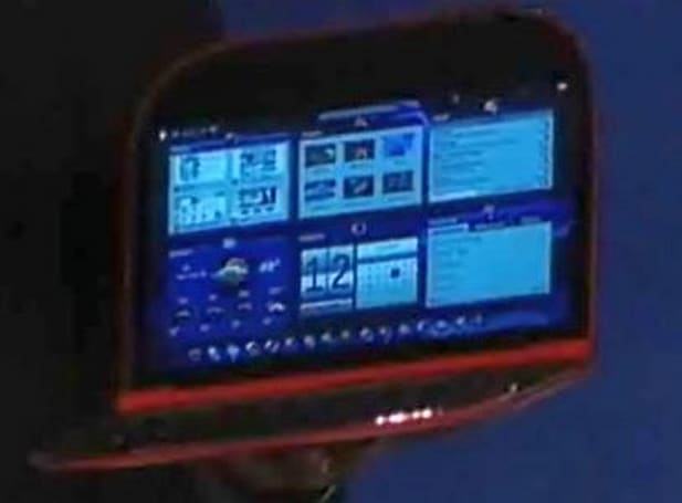 Qualcomm shows off Snapdragon-powered Lenovo smartbook for AT&T