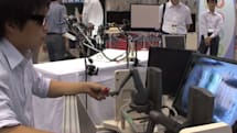 Tokyo's IBIS robot promises cheaper surgery, throws shade at da Vinci (video)