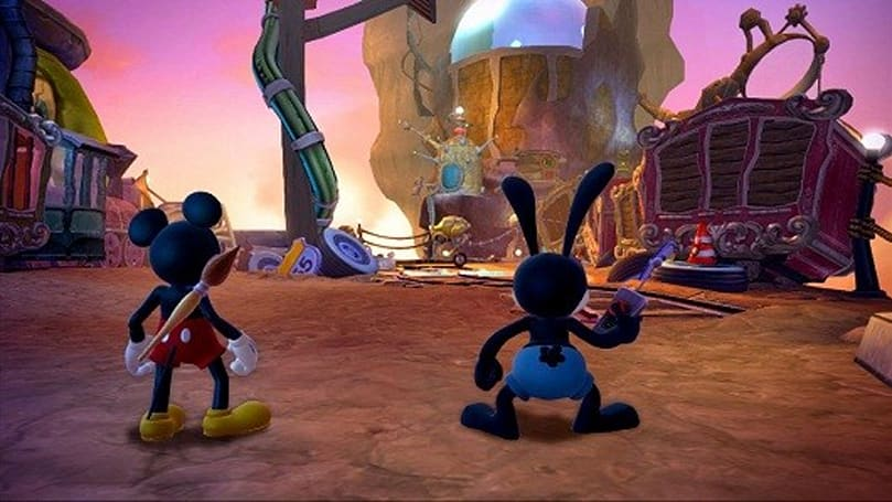 Warren Spector would love to see more Epic Mickey games