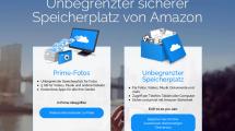 Amazon Drive: Unbegrenzter Speicherplatz für 70 Euro im Jahr
