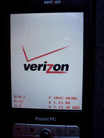 Verizon prepping one last update for XV6700?