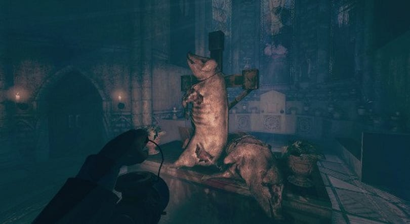 Amnesia: A Machine for Pigs review: Forgetting who you are