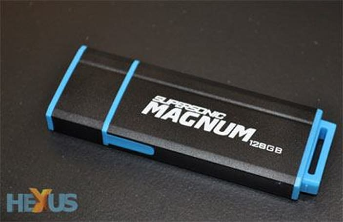 USB 3.0 shocker! Supersonic Magnum thumb drive rocks 200MB/s read times, sure to be rather pricey
