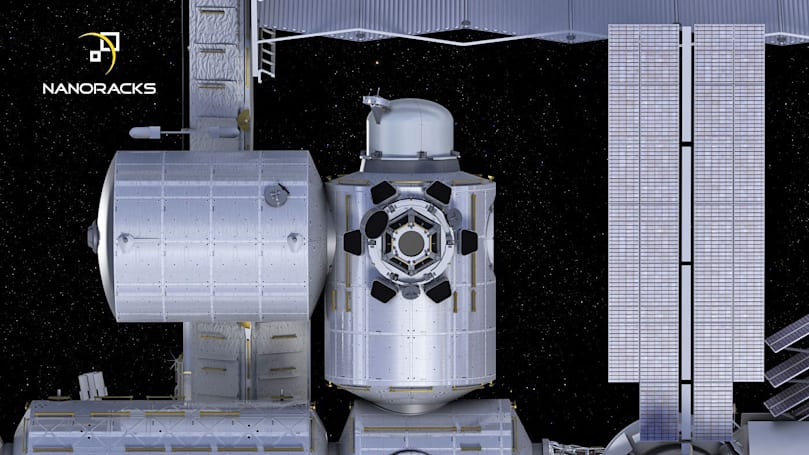 NASA expands emerging space economy with a commercial airlock