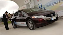 UK gets first hydrogen refueling station, Honda lot graciously plays host