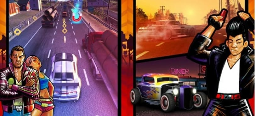 Codemasters' Drive USA spotted on Singapore App Store