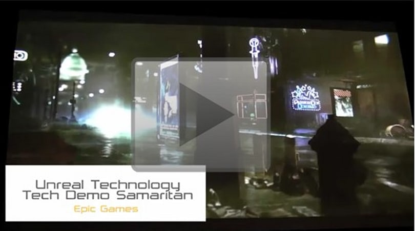 Check out Epic's Unreal Engine GDC tech demo (while you can)