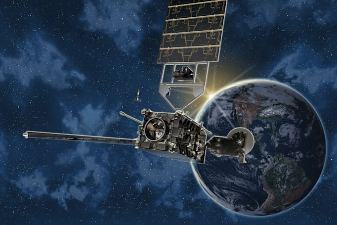 Watch the US launch a next-gen weather satellite at 5:10PM ET