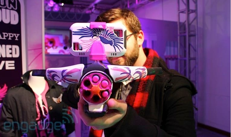 NERF Rebelle hands-on: foam arrows and AR for secretly vicious little girls