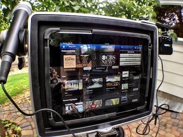 Padcaster and Lenscaster streamline iPad video production workflow