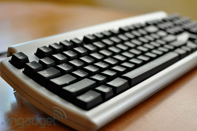 Matias Quiet Pro review: a mechanical keyboard with less clickety-clack