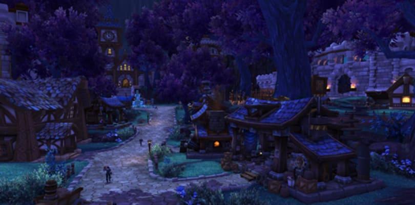 Blizzard's second garrison preview focuses on buildings