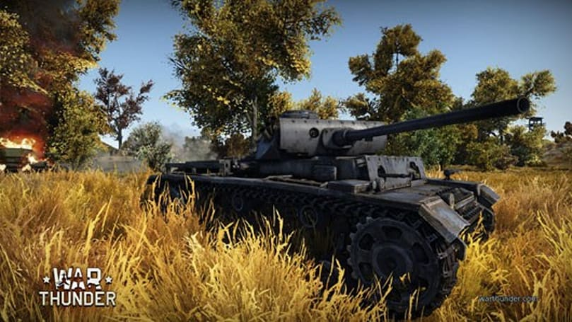 First gameplay videos of War Thunder: Ground Forces roll onto the scene
