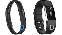 Fitbit's new Charge 2 and Flex 2 wearables leak