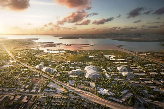 Google's futuristic campus closer to reality after land deal