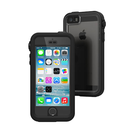 Catalyst Case for iPhone 5 / 5s provides rugged, waterproof protection