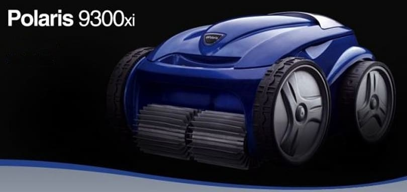Polaris produces 9300xi Sport poolbot, does your underwater scum sucking for you