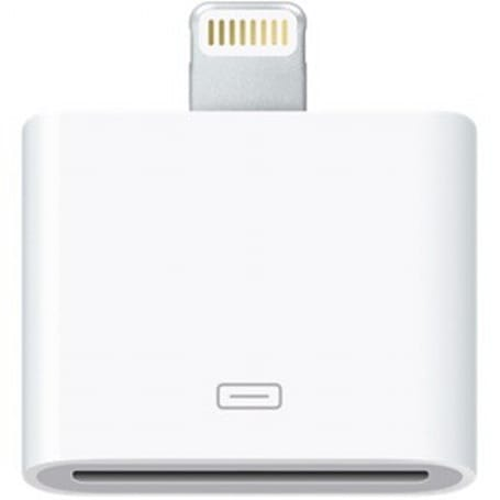 Apple begins shipping its Lightning to 30-pin adapter at the speed of... freight