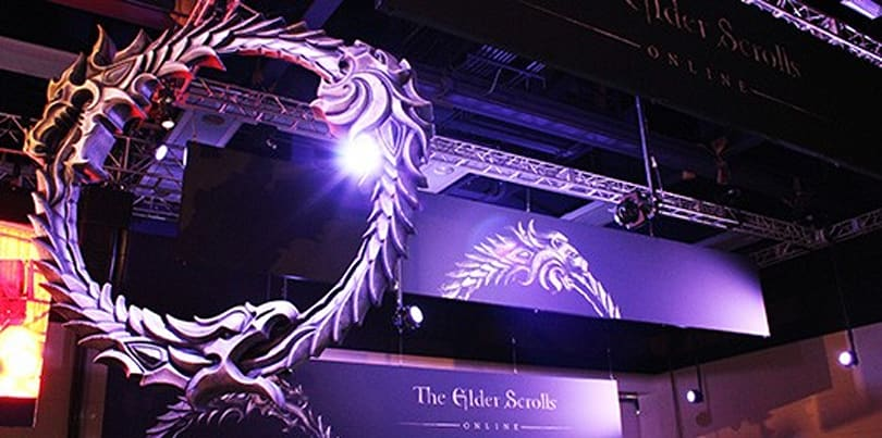 PAX Prime 2013: Adjusting butts in Elder Scrolls Online