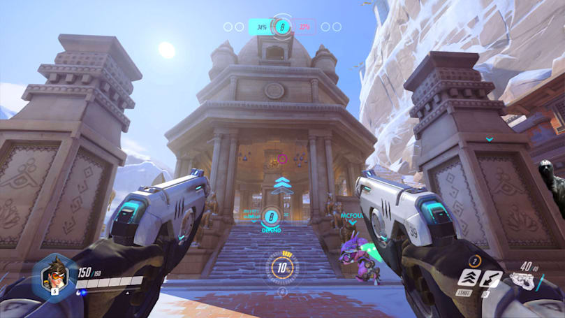 'Overwatch' open beta pulls in over 9 million players