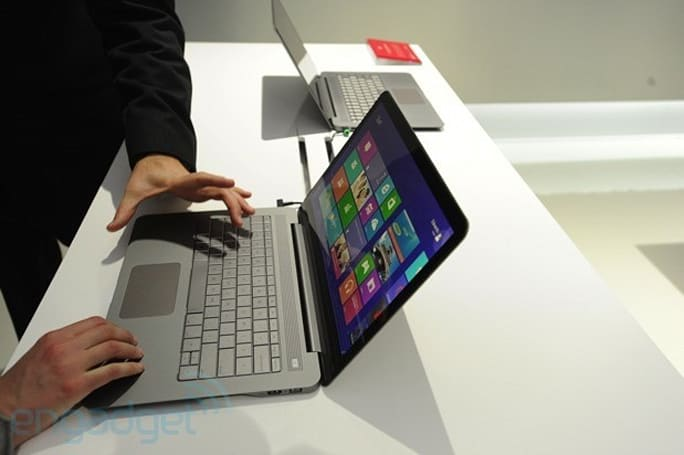 Spotted: Vizio's new touchscreen laptops and all-in-ones (hands-on)