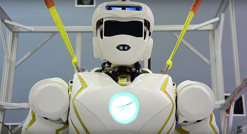 NASA sends its Valkyrie humanoid robots to college