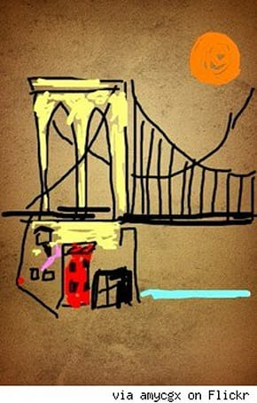 Flickr Find: iPhone sketches