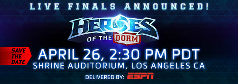 Watch eSports on ESPN2 for the first time ever this weekend