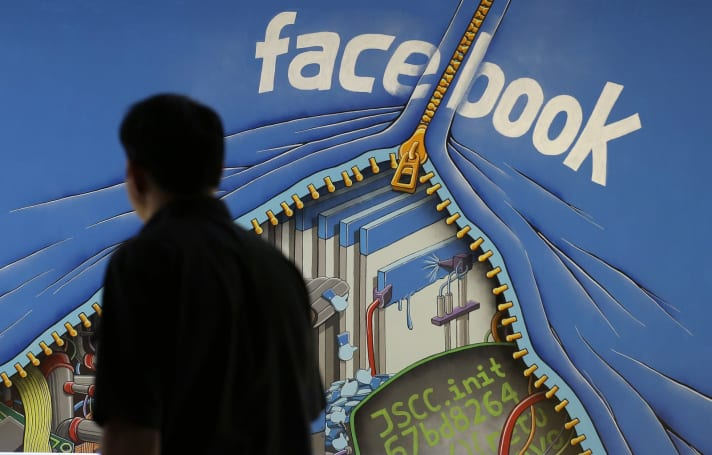 Facebook is still trending fake news stories