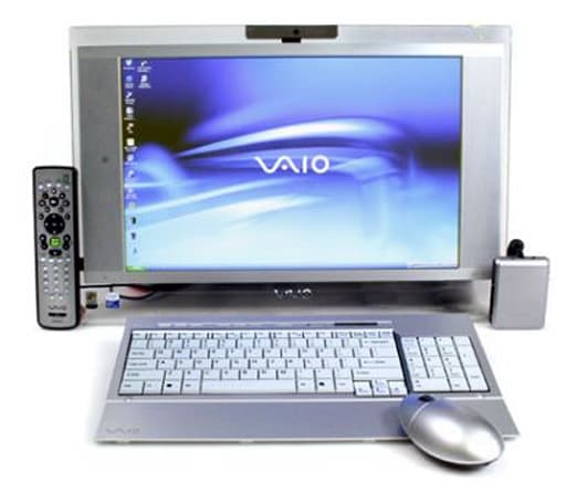Sony's iMac-like Vaio VGC-LS1 announced, reviewed