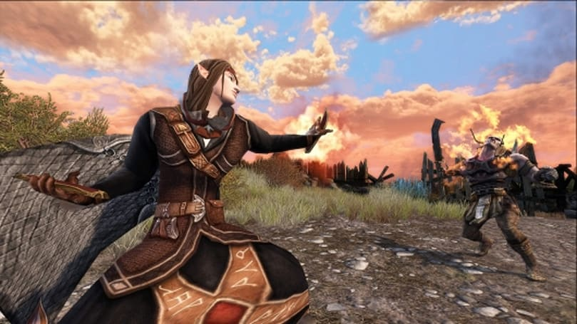 Lord of the Rings Online: Helm's Deep breaks beta records