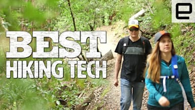 Getting lost in the woods isn't so bad with this tech
