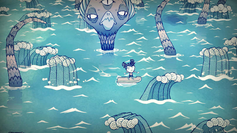 'Don't Starve: Shipwrecked' gets a PS4 release date
