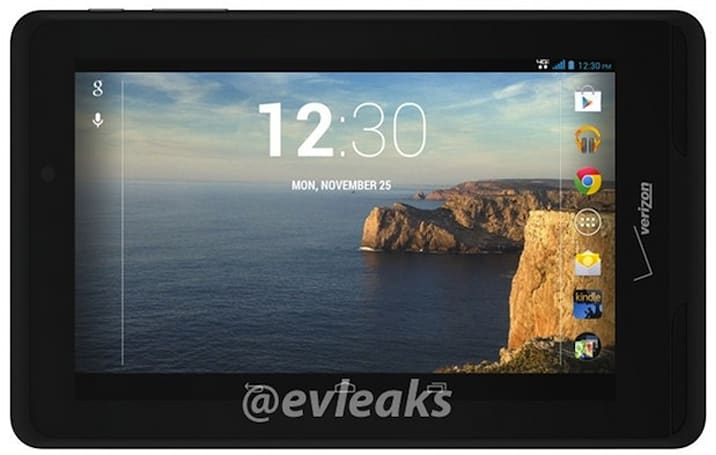 More details leak on Verizon's Ellipsis 7: a 'value' tablet for $250
