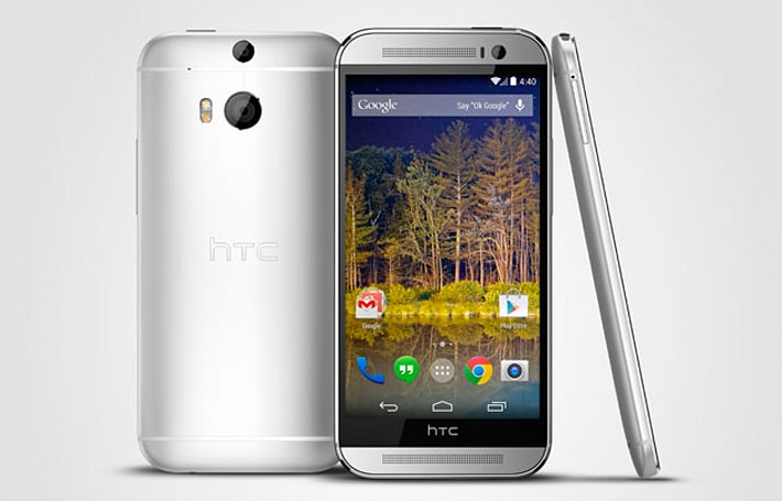 The new HTC One is available in Google Play and Developer editions