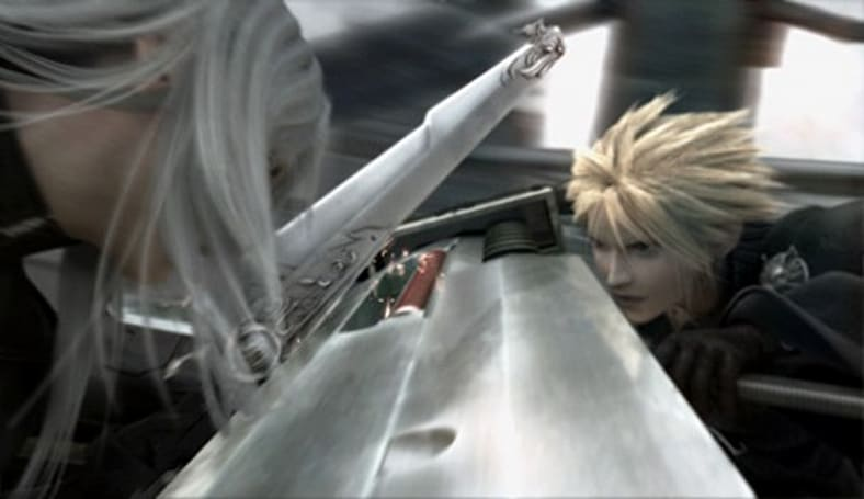 Japanese Advent Children directors cut includes FFXIII demo, will come in new PS3 bundle