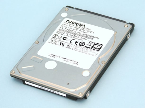 Toshiba unveils MQ01ABD HDD series, packs 1TB on a 9.5mm frame